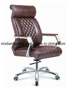 Top Leather Executive Swivel Chair for Office pictures & photos