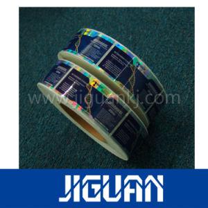 Laser Engraving Hologram Label Sticker pictures & photos
