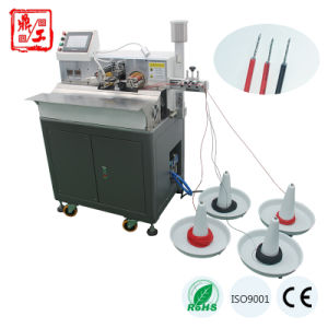 Automatic Cable Wire Cuting Stripping Tinning Machine pictures & photos