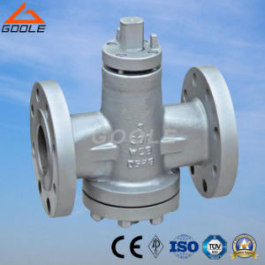 Inverted Pressure Balanced Lubricated Plug Valve (GAX47F) pictures & photos