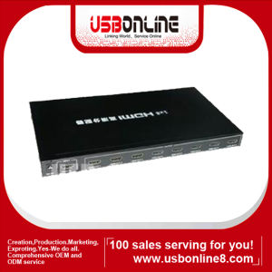 1x8 Port HDMI Splitter (WSS-HDSP0108M)