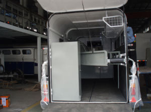 3 Horse Trailer Angle Load Inside (GW-3HAL) pictures & photos