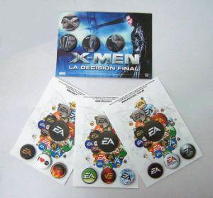 Sets Packing Tinplate Badge (2)