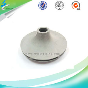 Stain Steel Precision Investment Casting Impeller pictures & photos