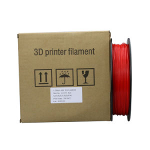 Wholesale Price 1.75mm/3mm PLA 3D Printer Filaments pictures & photos