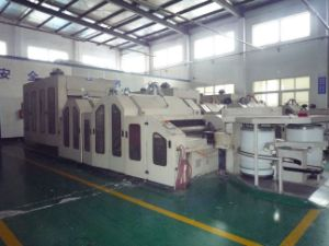 Chemical Polyester Fiber High Production Carding Machine (CLJ) pictures & photos