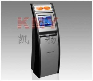 Free Standing Self Service Payment Kiosk (8202B) pictures & photos