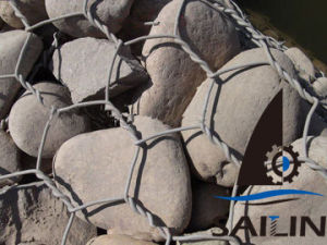 Sailin Galvanized Hexagonal Wire Mesh for Rockfall Barrier pictures & photos