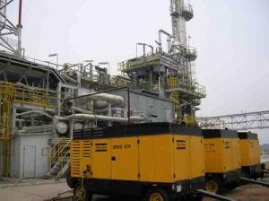 Atlas Copco High Pressure Screw Type Portable Diesel Air Compressor pictures & photos