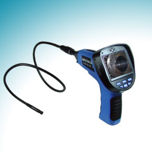 "Portable Industrial Endoscope With 3.5"" Color TFT LCD Monitor (VB-399)"