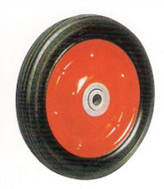 3.50-8 Best Selling Solid Wheelbarrow Wheels pictures & photos