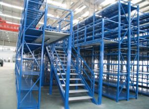 Mezzanine Rack, Steel Platform, Attic Rack pictures & photos