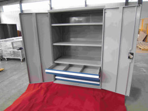 Double Door Storage Cabinet 5