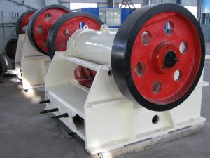 PE-600× 900 Jaw Crusher for Limestone pictures & photos