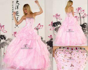 Evening Dress&Ball Gown&Quinceanera Dress (DX4000)