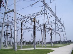 Transformer Substation Structure