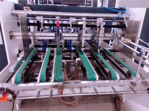 Automatic Separate Motor Conctrol Folder Gluer (GK-1200PC) pictures & photos