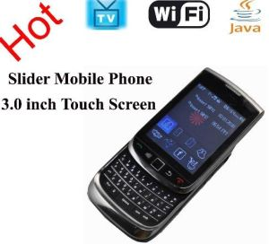 Torch Slider Mobile Phone With WiFi Java TV 3.0 Inch Touch Screen (H9800)