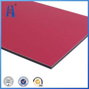 Construction Aluminum Composite Panel Materials for House Facades pictures & photos