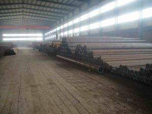 Steel Pipe /ERW Pipe / Round Pipe/ Hollow Section pictures & photos