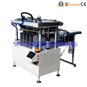 Shoes Pad Automatic Silk Screen Printer Machine pictures & photos