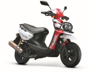 Motorcycle (BRG50QT-8/125T-8/150T-8) pictures & photos