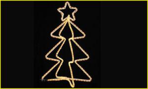 China 3D Rope Light-Christmas Tree(HJ-8240) - China Motif Lights ...