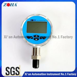 High Accuracy High Tech Digital Pressure Gauge for Precision Calibrations pictures & photos