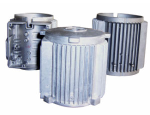 Alumininium Die Casting Motor Housing