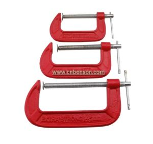 Light Duty G-Clamp with Red Color and Competitive Price (H5301) pictures & photos