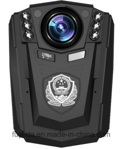 128g Full HD 34MP Police Body Camera with Nigh Vision pictures & photos