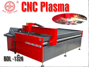 Bytcnc Long Cycle Life PVC Membrane Press MDF Doors Making Machine pictures & photos