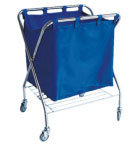 Stainless Steel Dust Cart (SC-HF41) pictures & photos
