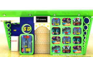 7D Simulator Cinema Entertainment Equipment Theme Park pictures & photos