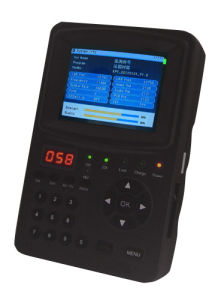 "3.5"" Digital Satellite Finder with LCD Monitor Support DVB-S/S2 Signal pictures & photos"