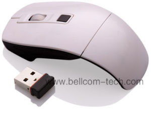 Foldable 2.4GHz Wireless Mouse (WM-628)
