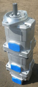 Triple Gear Pump Wholesale Made in China pictures & photos