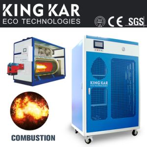2017 New Hho Gas Generator in Steam Boiler (Kingkar5000) pictures & photos