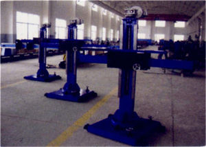 Fixed Column, Rotary Type Welding Manipulator pictures & photos