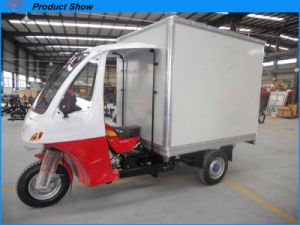 Competive Enclosed Cabin Box for Tricycle pictures & photos