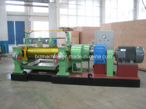 Two Roller Mixing Mill pictures & photos