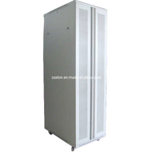 Network Cabinet-Luxury Double Perforated Door (eTSE-B8942)