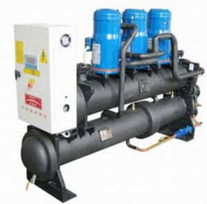 Modular Water Cooled Water Chiller and Heat Pump (GSHP 90KC - 160KC)