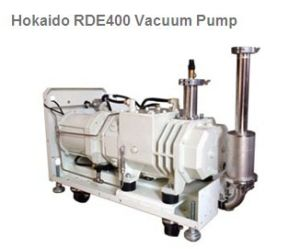 Mono-Crystal Furnace Used Good Performance Dry Screw Vacuum Pump (RDE400)
