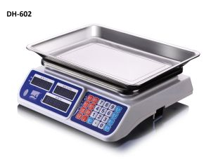 Electronic 40kg Price Computing Scale Dh-602 pictures & photos