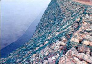 Galvanized/PVC Coated Gabions All Colors