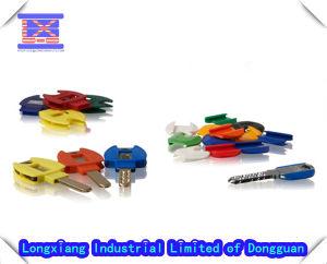 Precision Plastic Key Mould/Molded Parts Maker pictures & photos