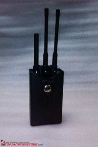 Portable All Remote Controls RF Jammer (315/433/868MHz) (8244) pictures & photos