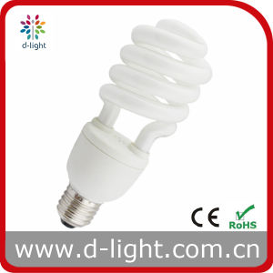 20W E27 T4 Standard Electricity Saving Lamp (Half Spiral) pictures & photos