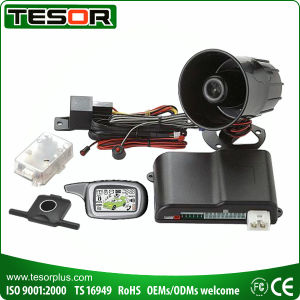 2-Way LCD Display Car Starter (2640/2640NR)